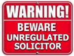 SRA warn property investors over unregulated solicitor