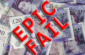 UK Funding For Lending Scheme Flops