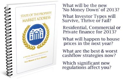 2013 State Of The Property Market Address