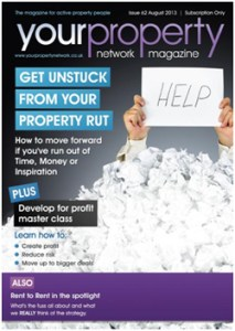 Get Unstuck From Your Property Rut....