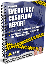 Last Chance To Register For Emergency Cashflow Report 2013 Bonus Content