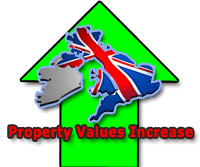 UK Residential Property Prices Continue To Increase