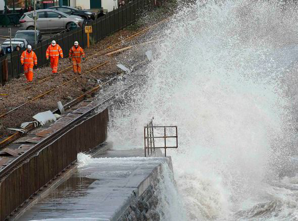 Severe Weather Warnings For UK Property Owners