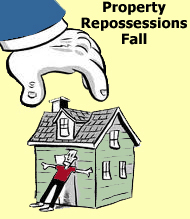 Property Repossessions Fall As Prices Increase