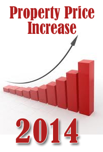 2014 UK Property Prices To Increase Further