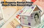 UK Property Rental Prices Reach New Record High