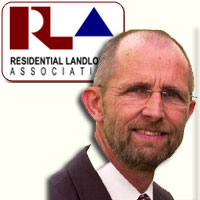 RLA Chairman - Alan Ward