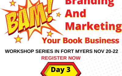 BAM Branding And Marketing Workshop DAY 3 ONLY