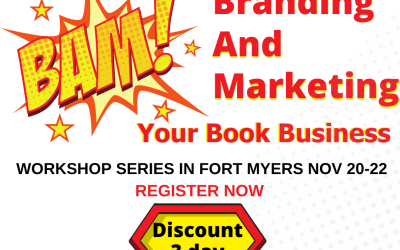 BAM Branding And Marketing Workshop  3 DAY PASS
