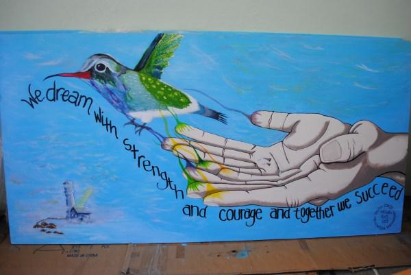 Community Art Project Scpp - Puente De La Costa Sur