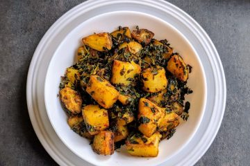 Aloo Methi Recipe Step By Step Instructions