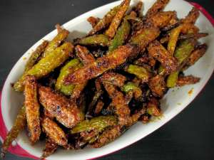 Tindora Fry Recipe Step By Step Instructions