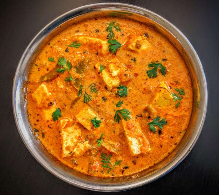 Kadai Paneer Gravy Recipe Step By Step Instructions