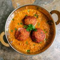Veg Kofta Recipe | Mix Vegetable Kofta Curry