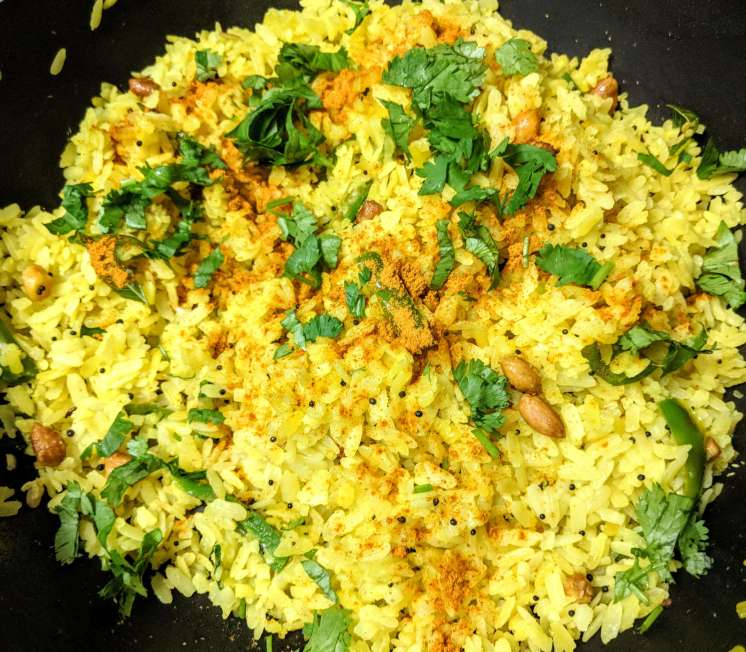 Indori Poha Recipe Step By Step Instructions 10