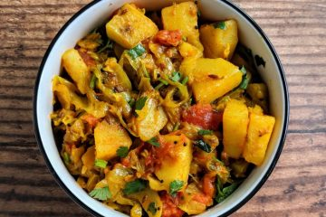 Aloo Patta Gobhi Recipe Step By Step Instructions