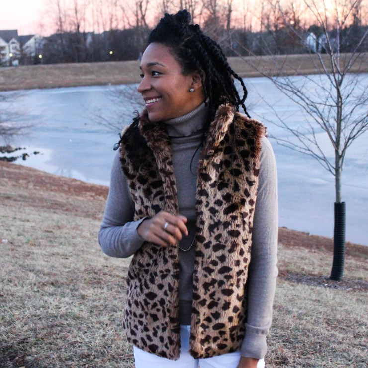 The cutest leopard vest-0034
