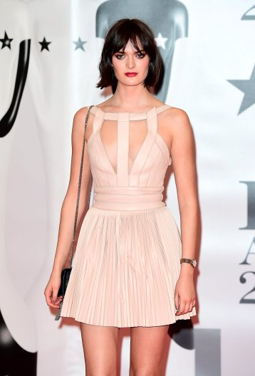 Sam Rollinson arriving for the 2016 Brit Awards at the O2 Arena, London. PRESS ASSOCIATION Photo. Picture date: Wednesday February 24, 2016. See PA story SHOWBIZ Brits. Photo credit should read: Ian West/PA Wire