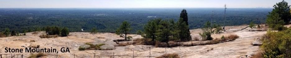 Atlanta GA Stone Mountain
