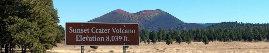 Sunset Crater 1