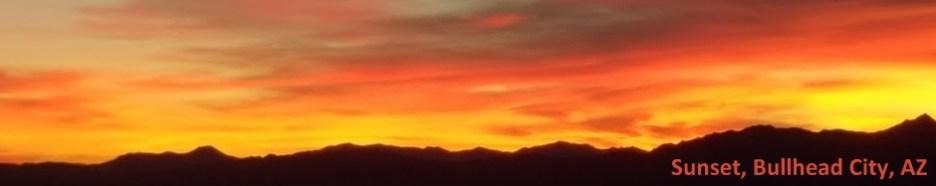 Sunset at Vista Del Sol