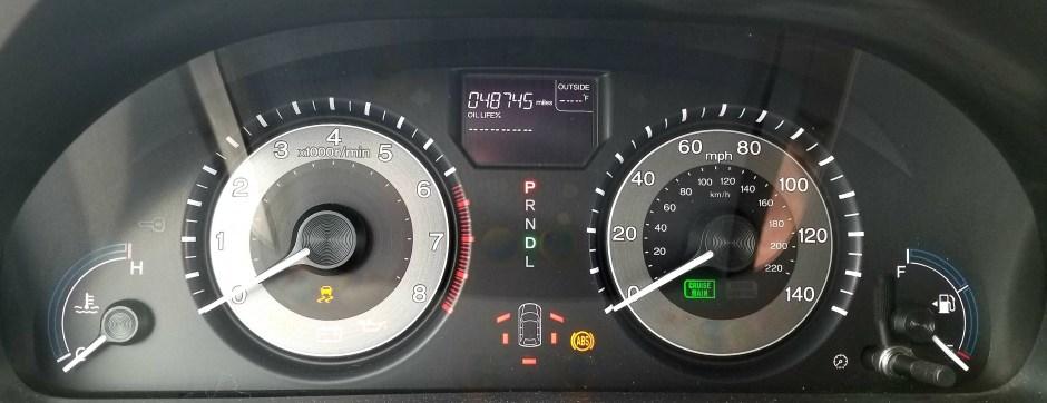 Honda Odyssey Vsa Light >> Honda ABS & VSA Dash Lights Stay On? – Easy Fault Reset