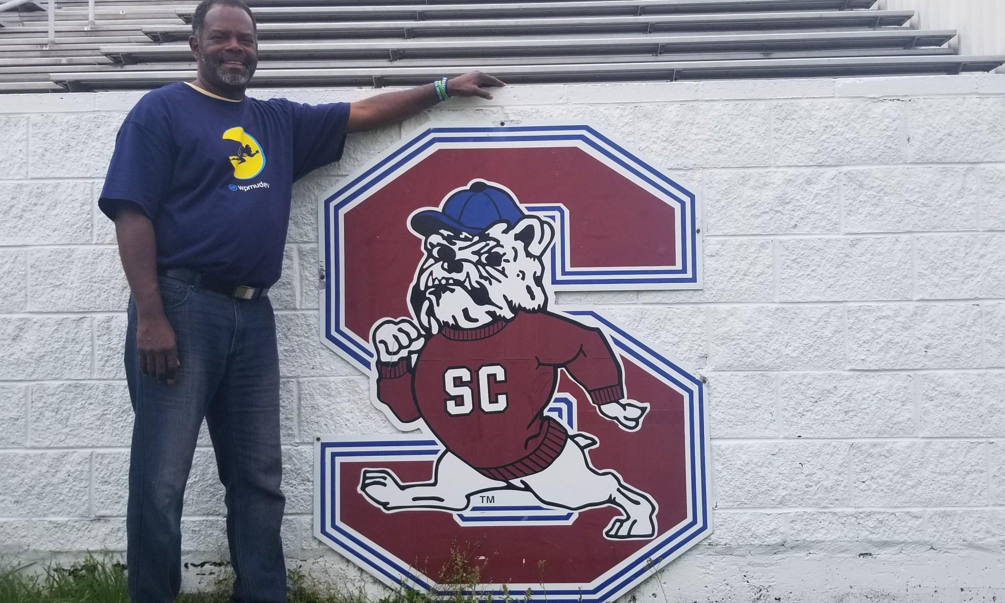 Wm Jackson SCSU Grad
