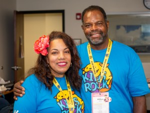Aida and William KidsCampJax2019