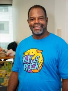 Wm Jackson at KidsCamp