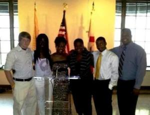 EWC Students at City Events