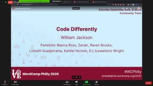 Code Differently - WordCamp Philly