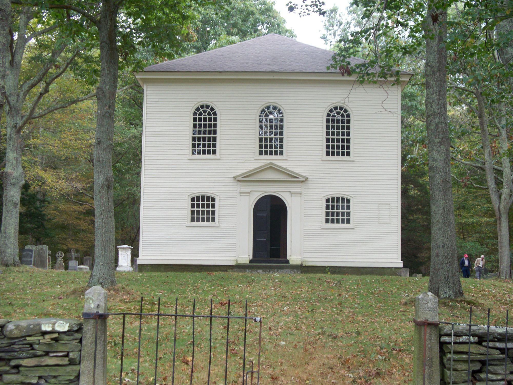 Trinity Church Brooklyn Connecticut