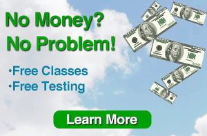 Free GED Classes and Testing