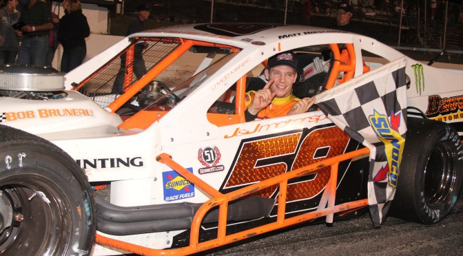"""""""Big Money"""" Matt Hoping to Cash Another Big Check at Concord"""