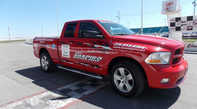 Shapiro Motors Back on Track at the Steel Palace in 2016