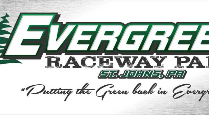 Evergreen's Four Banger Saturday Postponed Due Track Conditions and Re-paving