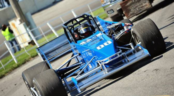 Lou LeVea Jr. Lands New Wheels for 2016 Oswego Supermodified Campaign