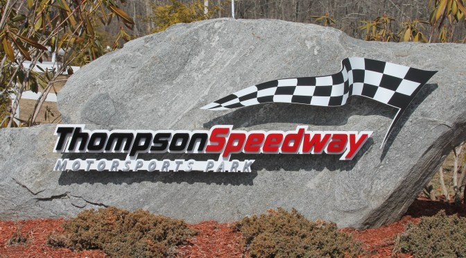 The 2018 Thompson Speedway Motorsports Park Icebreaker is on! Revised schedule below
