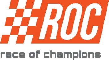 2016 RACE OF CHAMPIONS MODIFIED SCHEDULES RELEASED