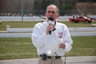 Russell Dowd, the Voice of Thompson Speedway Motorsports Park, to Retire in 2016