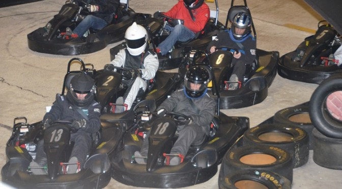 Oswego Speedway Represented in annual DT100 for Make-A-Wish Karting Event
