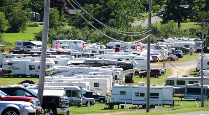 Oswego Speedway Camping Regulations in Place for 2016