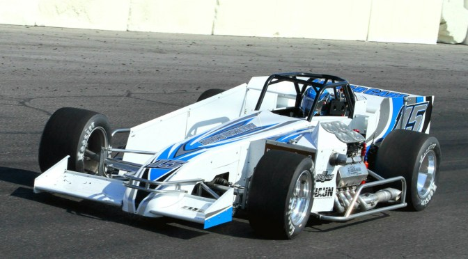 Michael Muldoon's Oswego Supermodified to be Featured at 30th annual Motorsports Expo in Syracuse