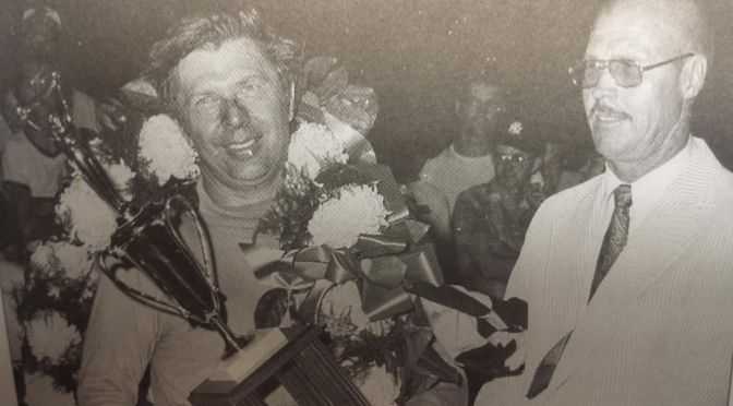 Oswego Speedway's First Canadian Champion Kenny Andrews Passes, Services to be held Wednesday