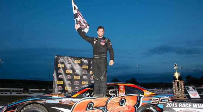 Jeff Rocco Looks to Build on Thompson Speedway Late Model Success