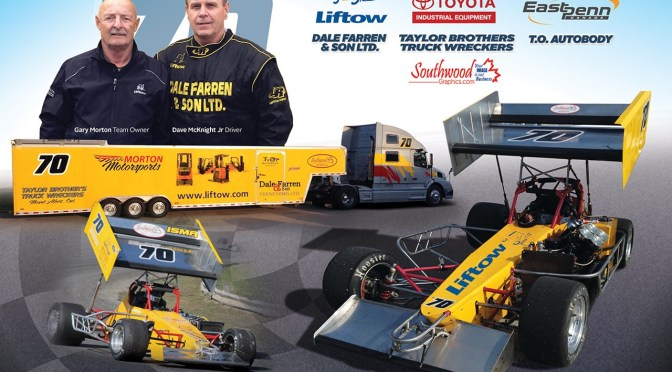 Canadian Veterans Dave McKnight, Gary Morton Plan Oswego Schedule in Search of Classic Gold