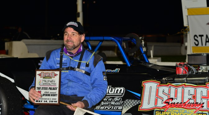 Mike Bond Opens 25th Anniversary Oswego SBS Campaign with Dominating Kick-Off Victory