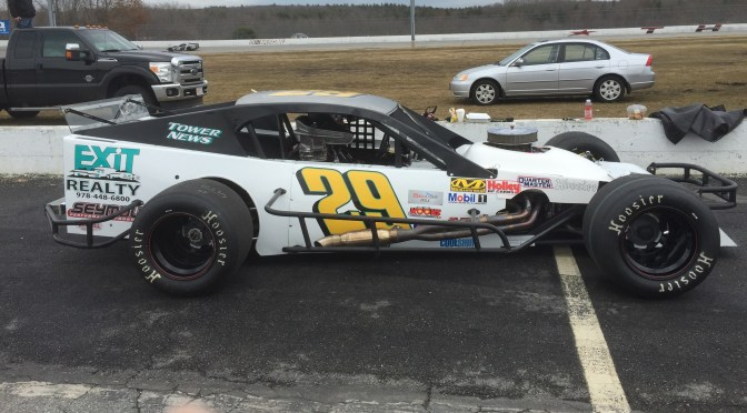 Jonathan McKennedy looking forward to Winchester 200 Modified event and remarkable purse
