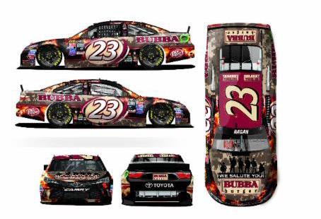 BUBBA burger Joins BK Racing, David Ragan for Sprint All-Star Race Weekend and Coca-Cola 600
