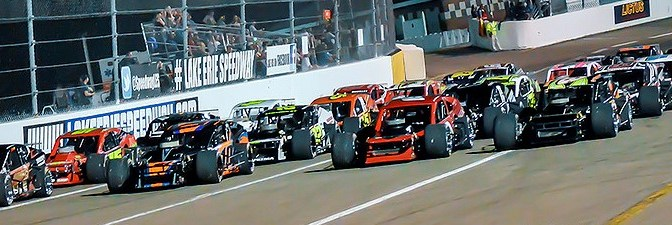 'OL' BOY CUP II '60' AT LANCASTER NATIONAL SPEEDWAY THIS THURSDAY NIGHT